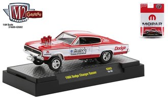 1:64 Special Release - 1968 Dodge Charger Gasser (Red)