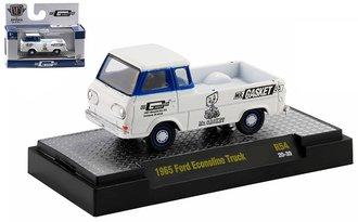 "1:64 1965 Ford Econoline Truck ""Mr Gasket"" (White)"