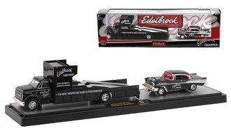 """1967 Chevrolet C60 Truck & 1957 Chevrolet Bel Air Gasser """"Edelbrock"""""""