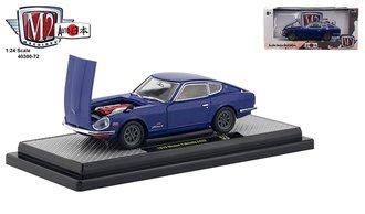 1:24 Auto-Japan 1970 1970 Nissan Fairlady 432 (Dark Blue)