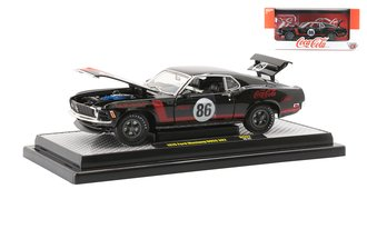 Coca-Cola 1:24 - 1970 Ford Mustang BOSS 302