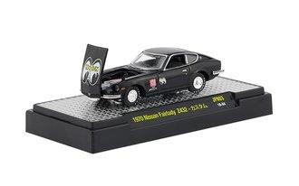 "1:64 1970 Nissan Fairlady Z432 ""Mooneyes"" (Gloss Black)"