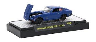1:64 1970 Nissan Fairlady Z432 (Blue)