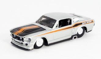 "1:64 H-D Custom - 1967 Ford Mustang GT ""Harley-Davidson"""