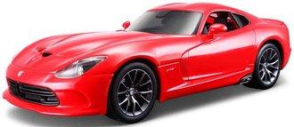 1:18 2013 Dodge SRT Viper GTS (Red)