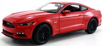 1:18 2015 Ford Mustang (Red)