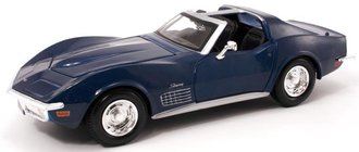 1970 Corvette Stingray (Blue)