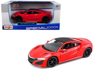1:24 2017 Acura NSX (Red)