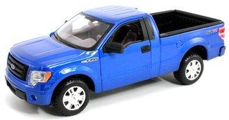 1:27 2010 Ford F-150 (Metallic Blue)