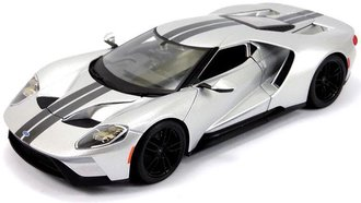 1:18 2017 Ford GT (Silver)