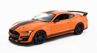 1:18 2020 Mustang Shelby GT 500 (Orange)