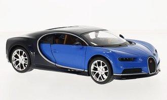 Bugatti Chiron (Blue/Black)