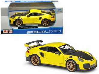 2018 Porsche 911 GT2 RS (Yellow/Black)