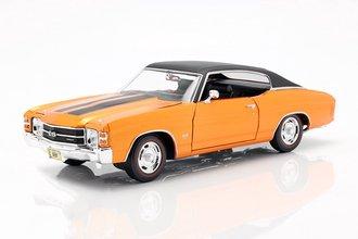 1971 Chevrolet Chevelle Sport Coupe (Orange)