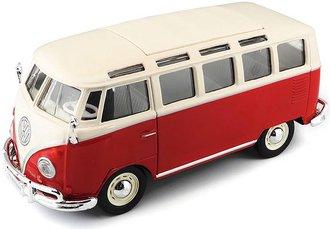 """Volkswagen Van """"Samba"""" (Red/White)"""