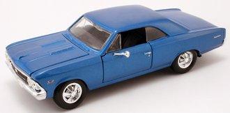1966 Chevrolet Chevelle SS 396 (Blue)