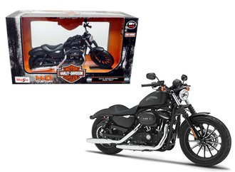 Harley-Davidson Sportster Iron 883 Motorcycle (Matte Black)