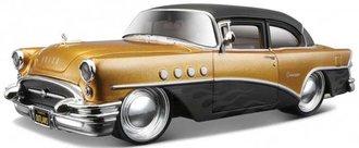 1:25 1955 Buick Century (Gold)