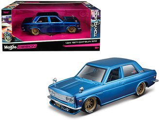 1971 Datsun 510 (Blue)