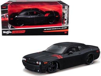 Dodge Challenger (Flat Black)