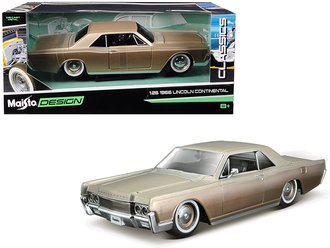 1966 Lincoln Continental (Gold)