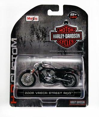 Harley-Davidson 2006 VRSCR Street Rod (Black)