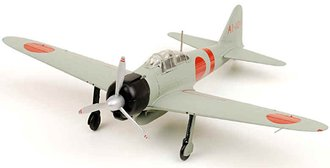 "Japanese A6M2 Zero Fighter ""A1-101"" (Gray)"