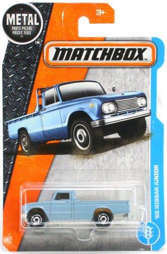 1962 Nissan Junior Pickup (Light Blue)