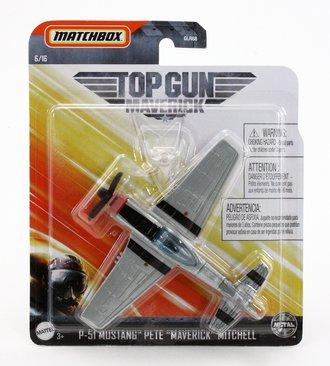 "Top Gun Maverick P-51 Mustang ""Pete Maverick Mitchell"""