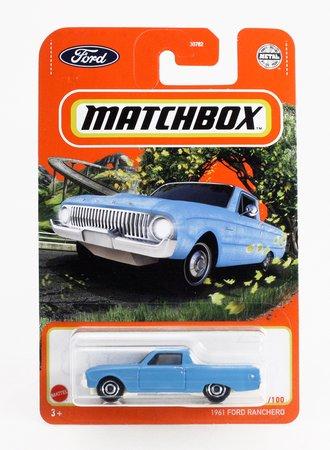 1961 Ford Ranchero (Light Blue)