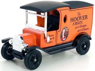 "1912 Ford Model T Van ""Hoover"" (Orange/Black)"