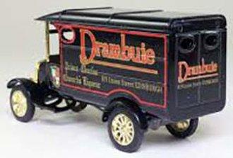 """1926 Ford Model TT Van """"Drambui"""" (Black)"""