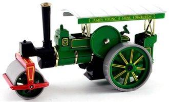 """1894 Aveling & Porter Steam Roller """"James Young & Sons, Edinburgh"""" (Green)"""