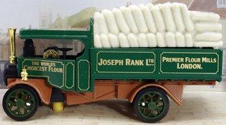 """1922 Foden Steam Lorry """"Premier Flour Mills"""""""