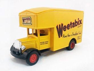 "1931 Morris Courier ""Weetabix"" (Yellow/Black)"