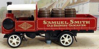 "1917 Yorkshire Type WA Wagon ""Samual Smith"" w/Barrels"