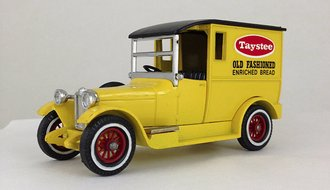 "1927 Talbot Van ""Taystee Bread"" (Yellow/Black)"