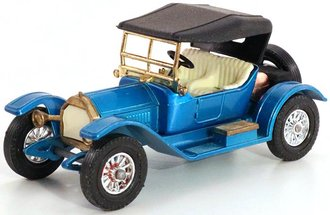1914 Stutz Roadster (Metallic Blue/Black)
