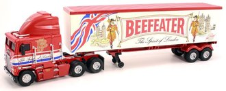 "1:55 Freightliner COE T/T ""Beefeater - The Spirit of London"""