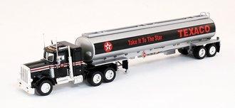 "1:100 Peterbilt 359 Semi-Tanker ""Texaco"""
