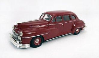 1948 DeSoto (Maroon)