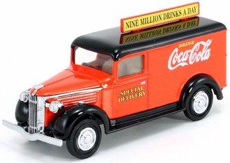 """1:43 1937 GMC Delivery Truck """"Coca-Cola"""""""