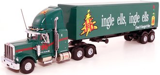 "1:55 Kenworth T/T ""J&B Christmas"""