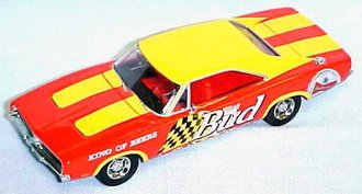 "1969 Dodge Charger ""Budweiser Racing"""