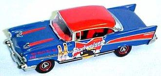 """1957 Chevrolet Bel Air """"Budweiser Boxing"""""""