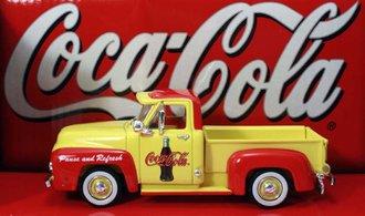 1:43 Coca-Cola 1955 Ford F-100 Pickup