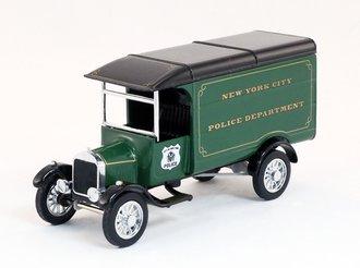 "1926 Ford Model TT Van ""NYPD"""