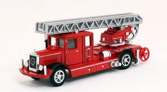 1932 Mercedes L5 Fire Ladder Truck