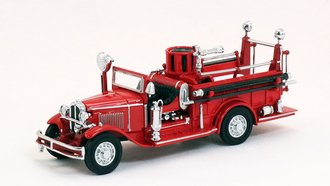 1932 Ford AA Fire Truck (Open Cab)