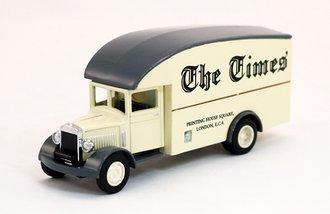 """1931 Morris Van """"London Times"""""""